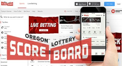 Oregon Lottery to launch mobile sports betting next week