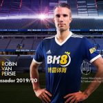 BK8 Sports betting Robin Van Persie RVP
